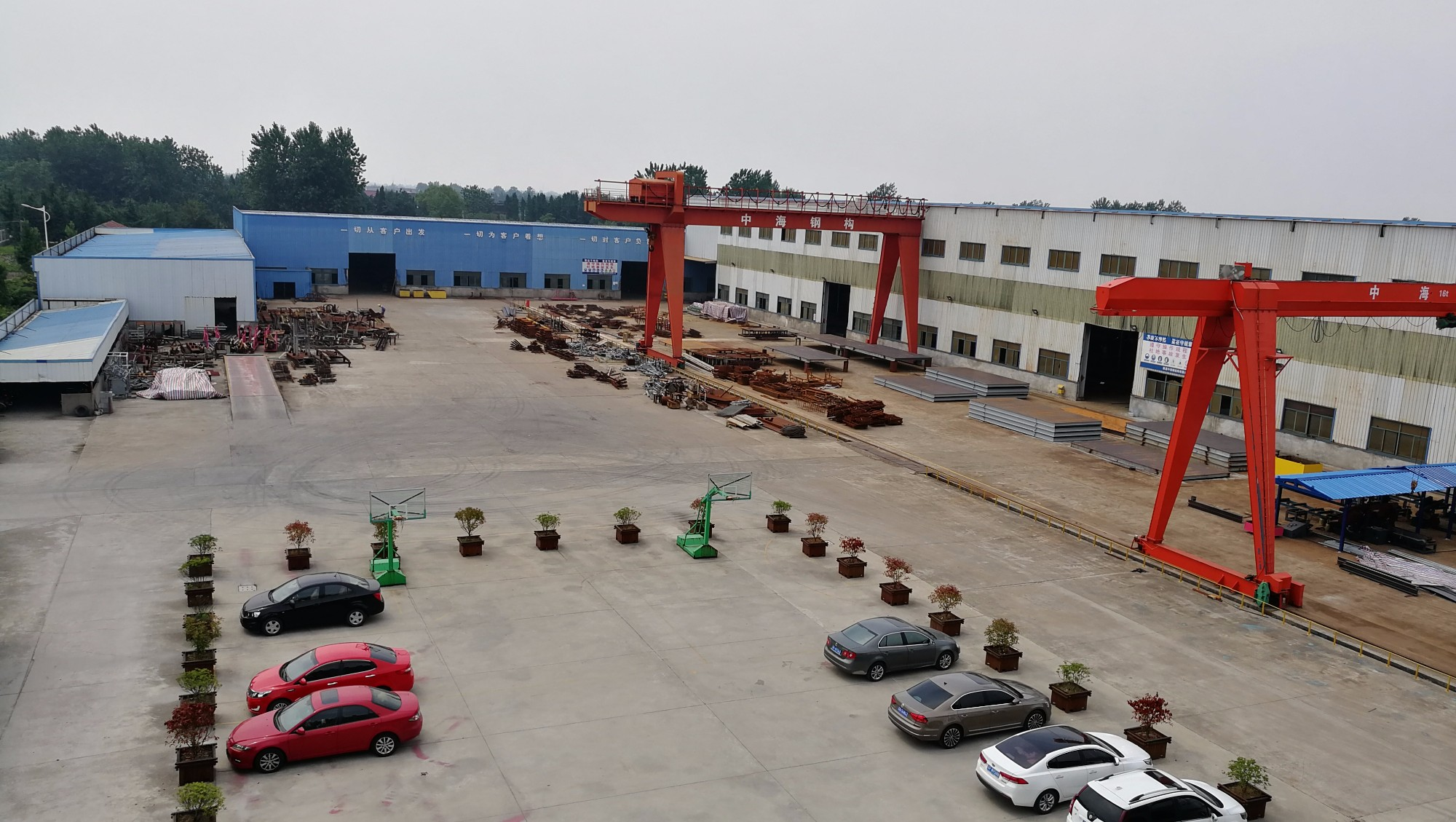 Nantong Zhonghai Steel Structure Co., Ltd