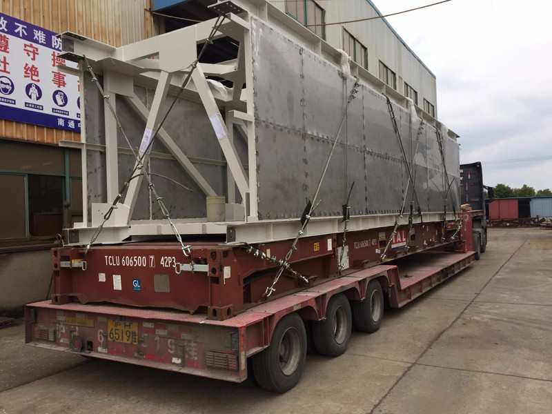 Belt Conveyor Project Shipped To Japan