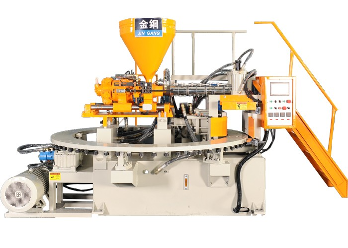 PVC Safety Shoe Making Machine