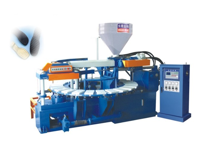 Single Color TPR Sole Making Machine