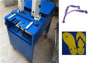Flip Flop Attaching Machine