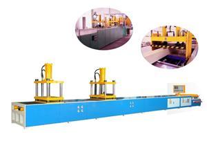 FRP Composites Fiberglass Pultrusion Machine