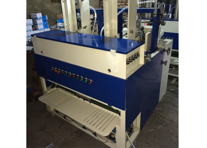 Two Stations Sole Edging Machine