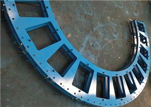 Rotary Table For Injection Machine