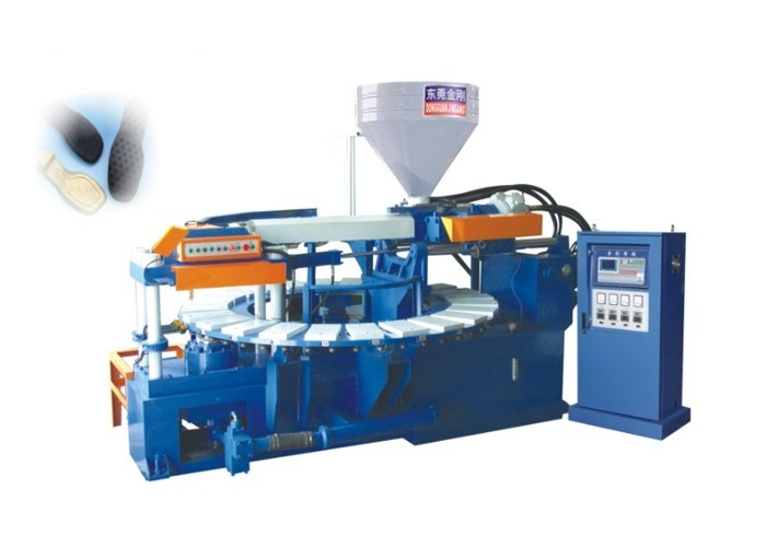 TPR Sole Injection Molding Machine