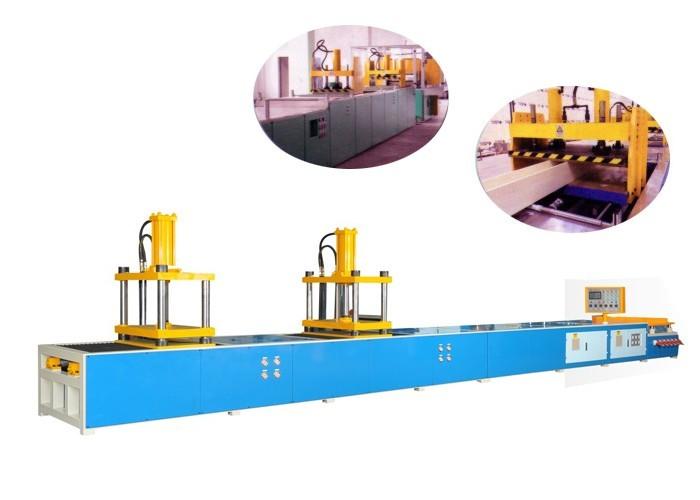 Fiberglass Pultrusion Machine