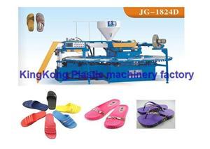 Rotary PCU Slipper injection molding machine