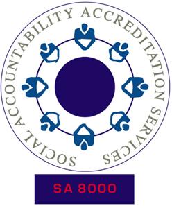 Social Responsibility - SA8000