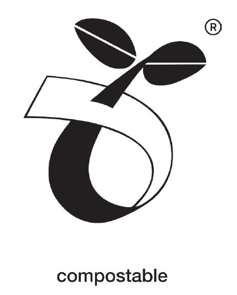 Din Certco (Seedling) - Compostabilitate