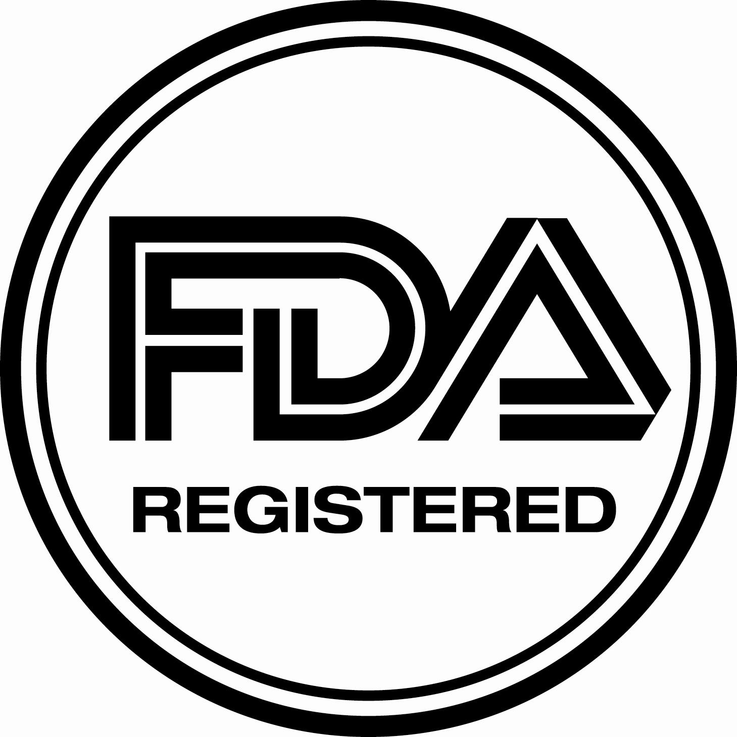 FDA registrato