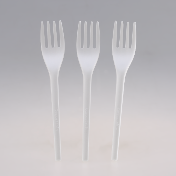 6 Inch Compostable Fork