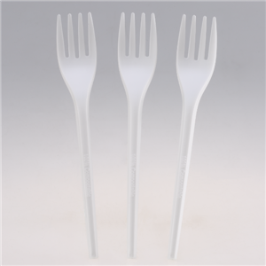 6.5 Inch Light Weight Compostable Fork
