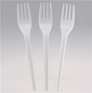 Full Length Compostable Fork