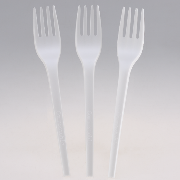 6.5 Inch Heavy Duty Compostable Fork