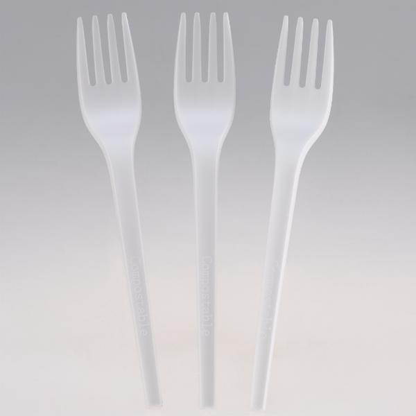 6,5 inch zwaargewicht composteerbare vork