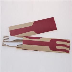 Kraft Cutlery Pouch
