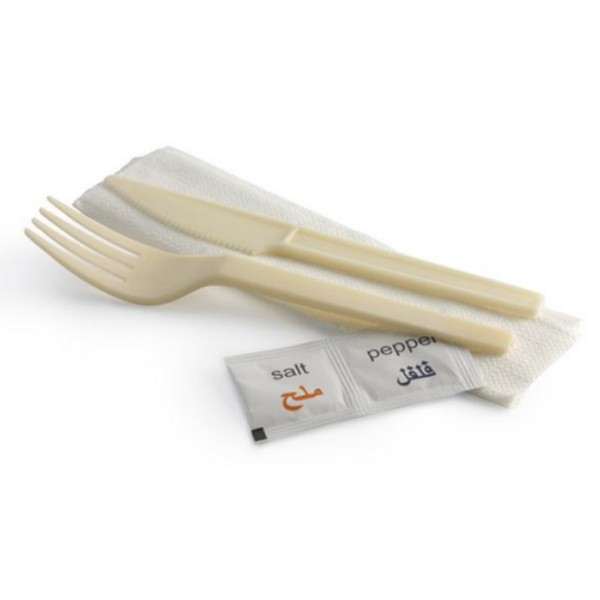 Disposable Cutlery Packets