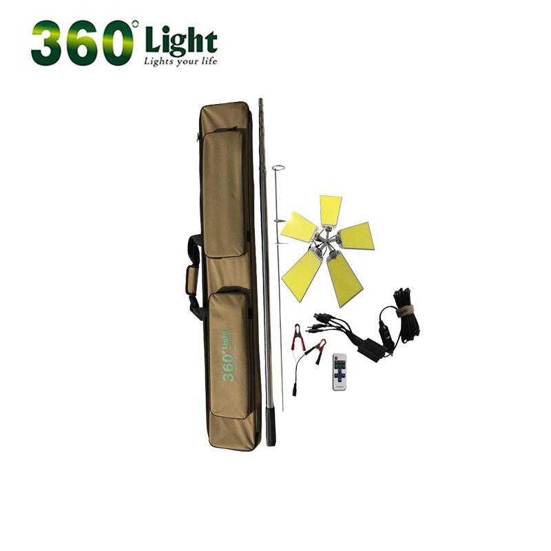 White/warm LED Camping Light