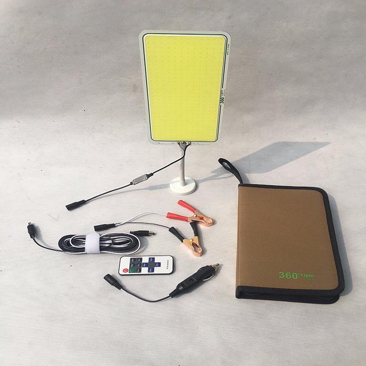 LED Camping And Emergency Lantern