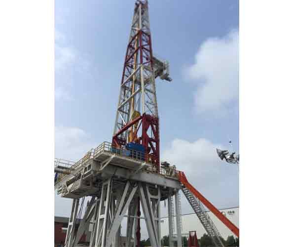 Mechanical Drive Drilling Rig