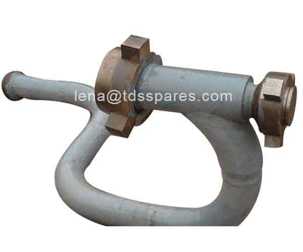 Drilling Wash-Pipe Assy And S Pipe