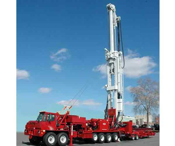 Coalbed Methane Drilling Rig