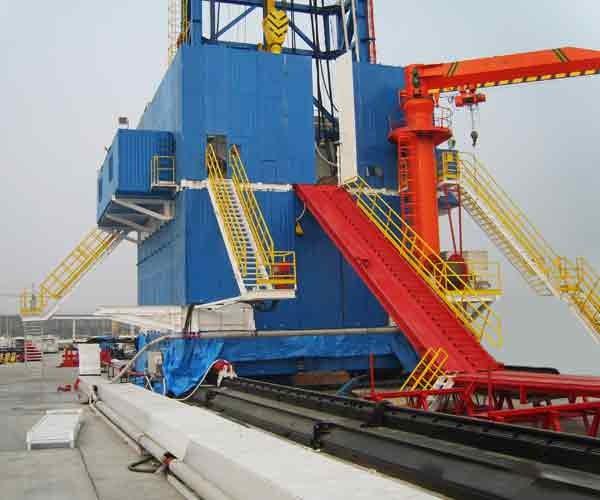 Rail Drilling Rig