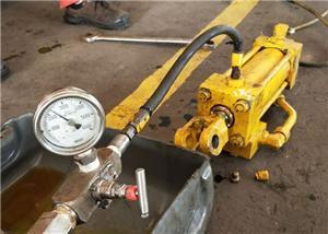 NOV VARCO TDS maintenance service for CNOOC offshore platform