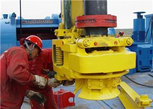 NOV TDS 10SA Maintenance service for CNPC