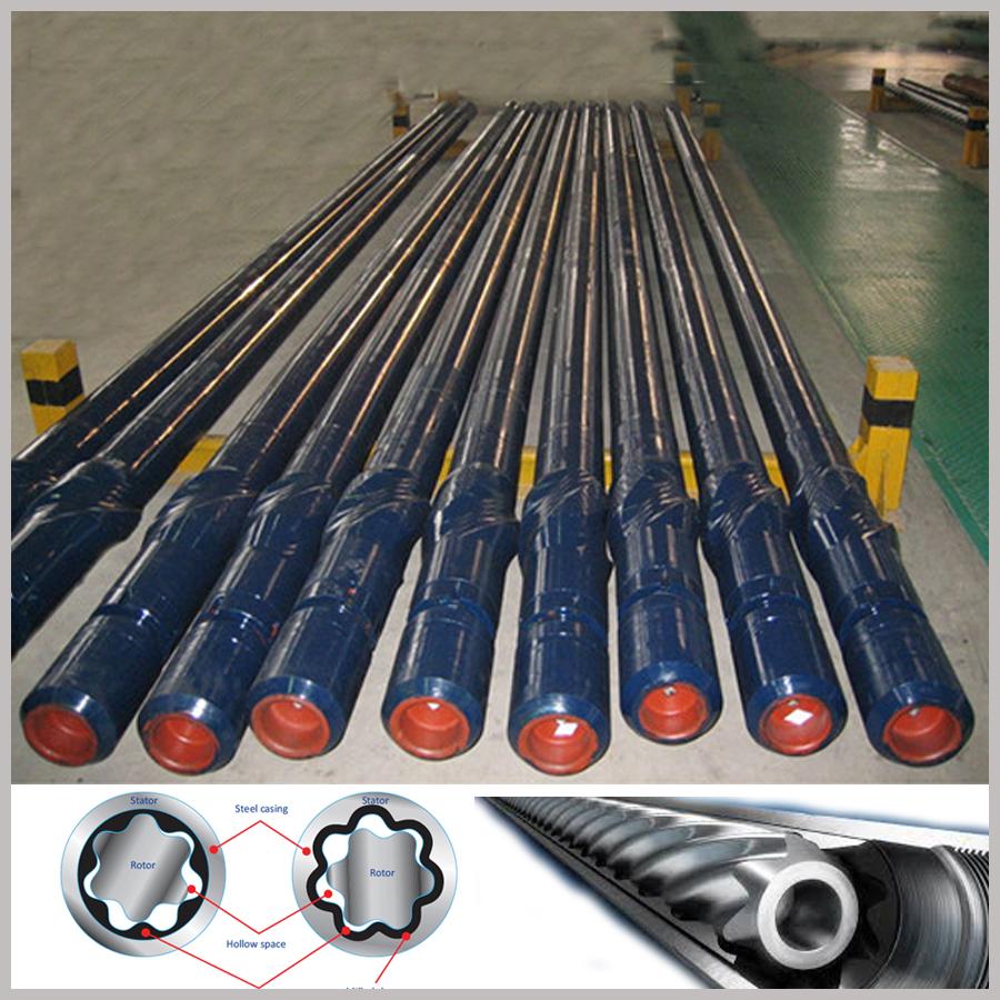 downhole drilling motors