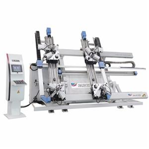 Aluminium Four Corner CNC Crimping Machine