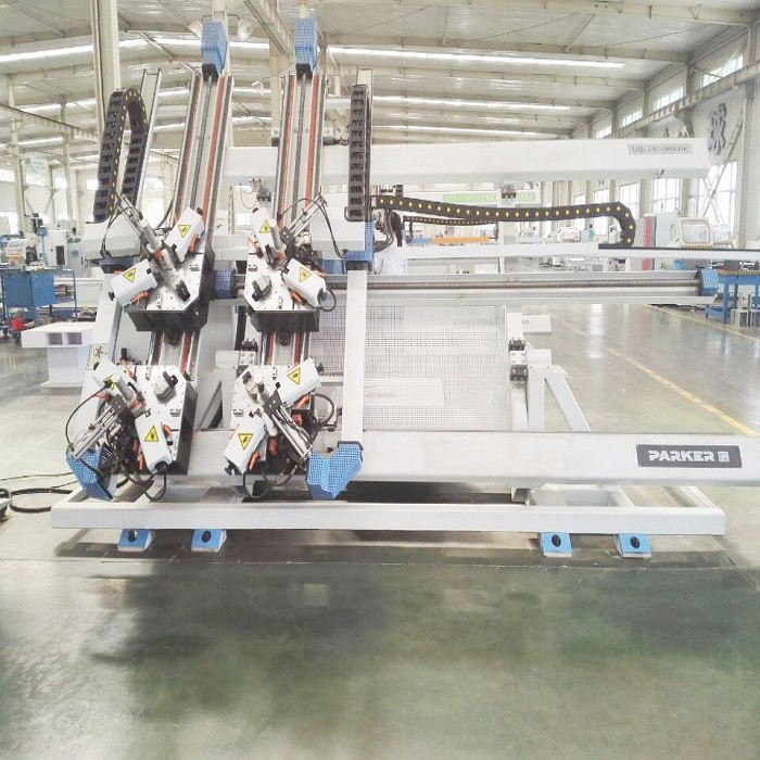 High quality Aluminium Four Corner CNC Crimping Machine Quotes,China Aluminium Four Corner CNC Crimping Machine Factory,Aluminium Four Corner CNC Crimping Machine Purchasing