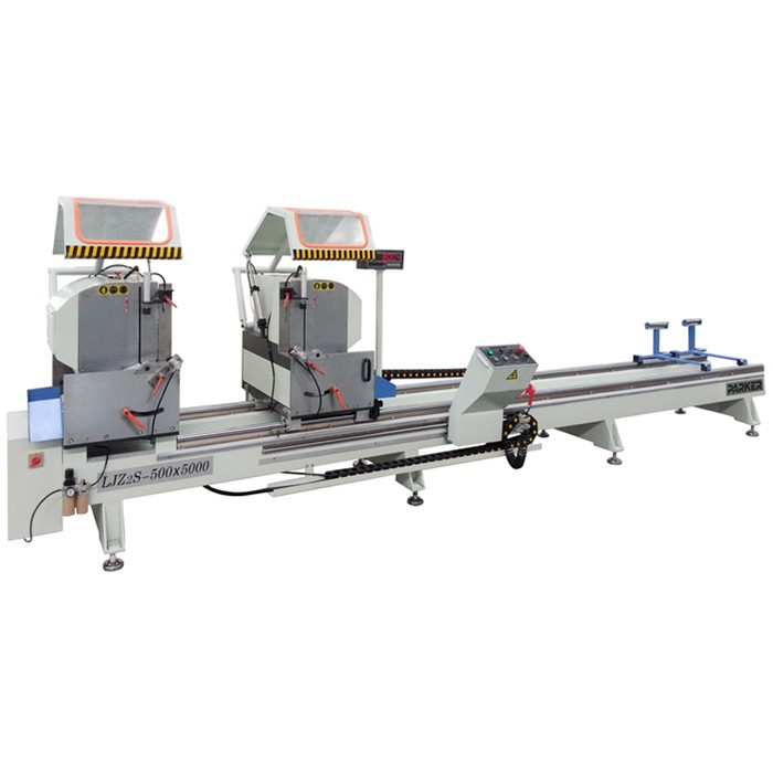 Digital Display Double Head Cutting Machine