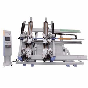 Window Door Four Corner Crimping Machine