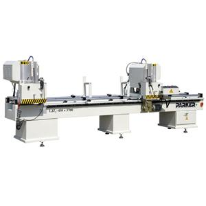 Aluminium Profile Double Head Cutting Machine