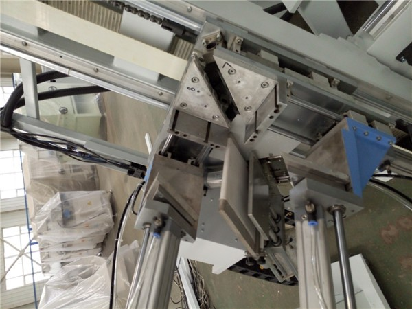 High quality PVC CNC Vertical Four Corner Welding Machine Quotes,China PVC CNC Vertical Four Corner Welding Machine Factory,PVC CNC Vertical Four Corner Welding Machine Purchasing