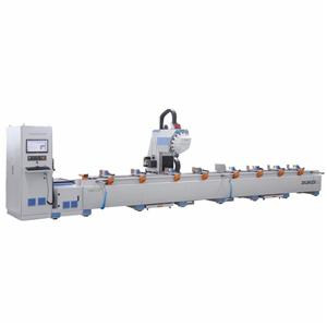 Aluminum 3 Axis CNC Machining Center