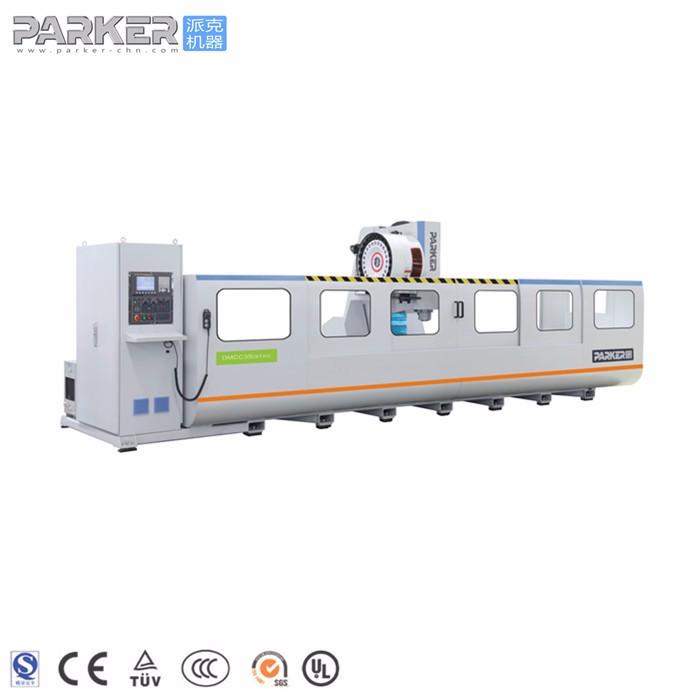 Aluminum Heavy Duty CNC Machining Center