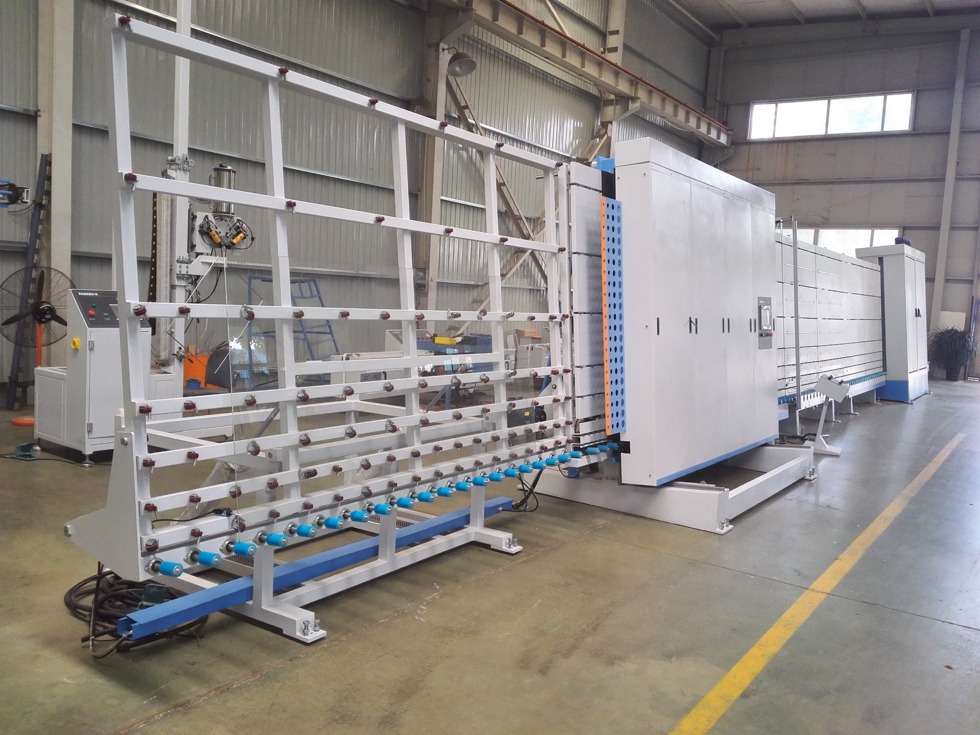 High quality Vertical Insulating Glass Produce Line Quotes,China Vertical Insulating Glass Produce Line Factory,Vertical Insulating Glass Produce Line Purchasing