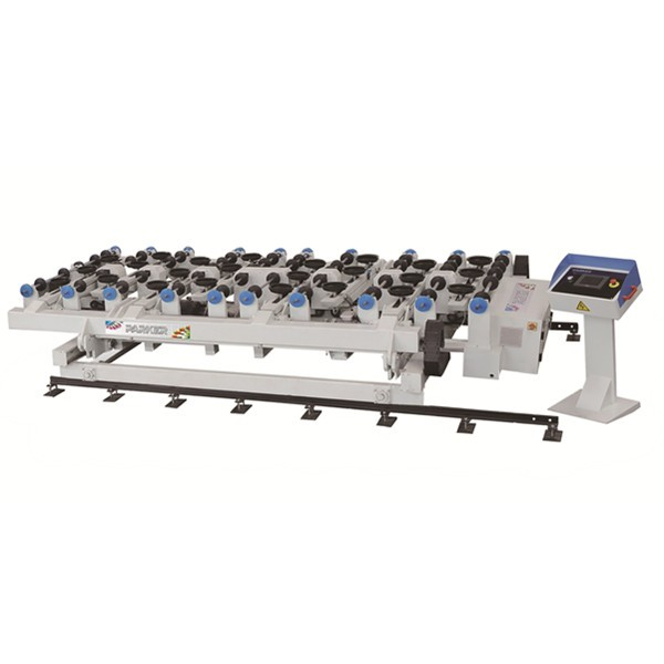 Glass Auto Loading Table
