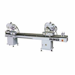 PVC Profile Double Head Saw