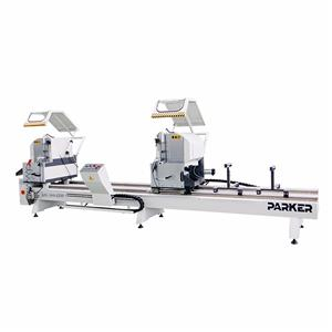 PVC Precise Double Mitre Cutting Saw