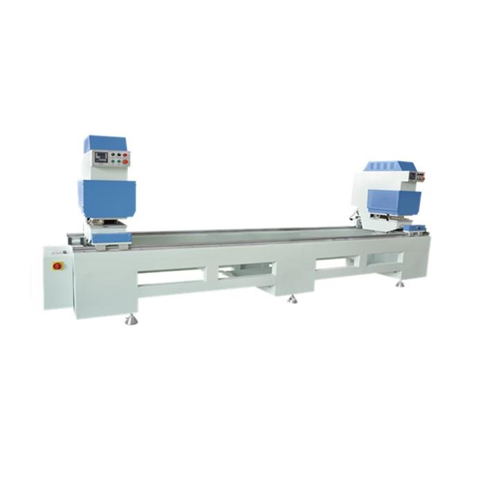 PVC Seamless Double Head Welding Machine