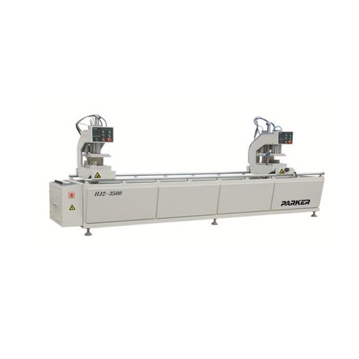 PVC Double Head Welding Machine