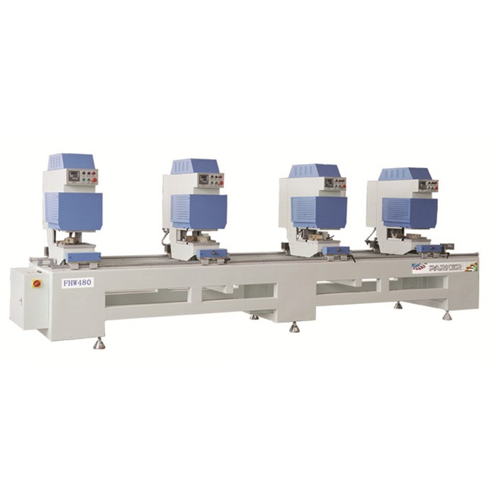 PVC Seamless Three Head Welding Machine