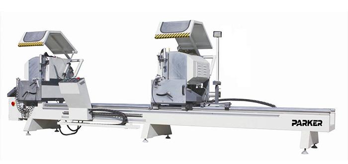 UPVC Digital Display Double Mitre Cutting Saw
