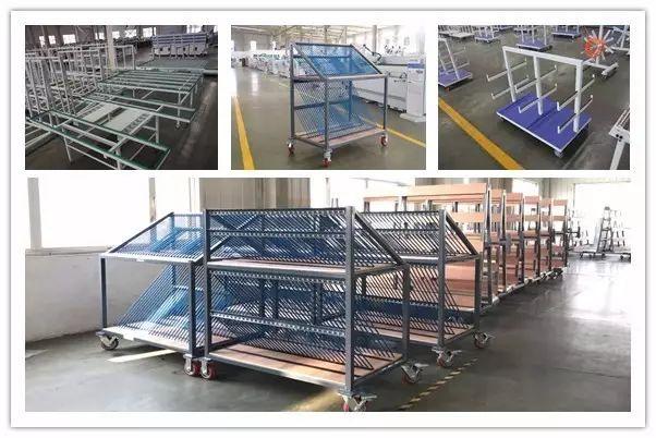 Aluminum CNC Machining center