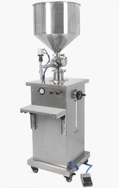 Filling machine in cosmetic machine