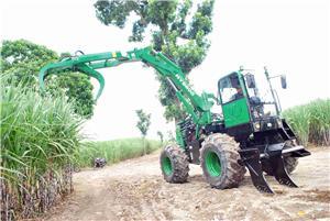 4 WD Sugarcane Loader