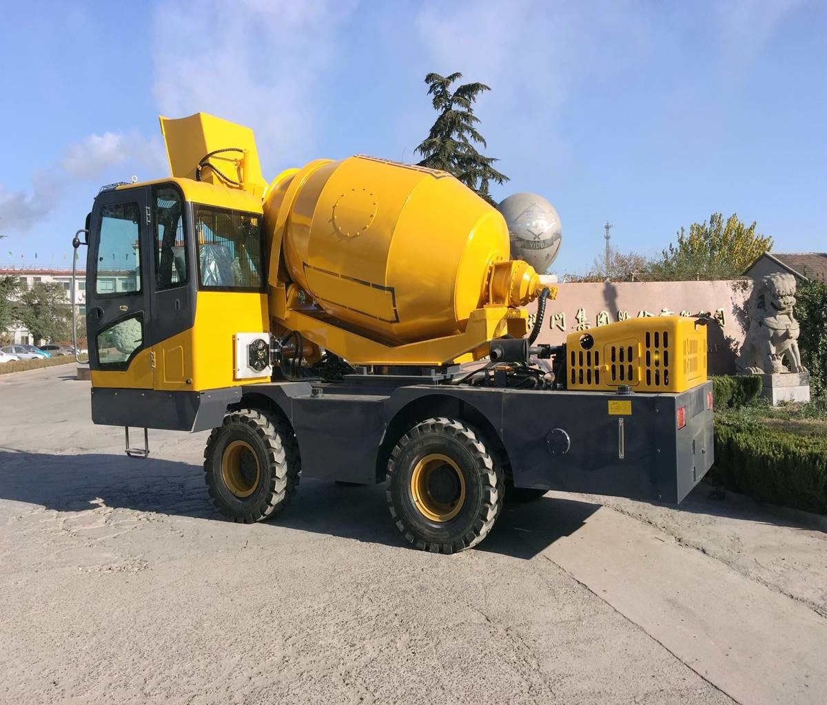 Sales 2.5 M3 Batch Self-loading Concrete Mixer, Buy 2.5 M3 Batch Self-loading Concrete Mixer, 2.5 M3 Batch Self-loading Concrete Mixer Factory, 2.5 M3 Batch Self-loading Concrete Mixer Brands